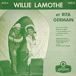 Willie Lamothe et Rita Germain