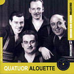 Quatuor Alouette, Le - Collection QIM