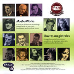 Oeuvres magistrales / MasterWorks