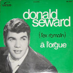 Donald Seward (l'ex-Romain) à l'orgue